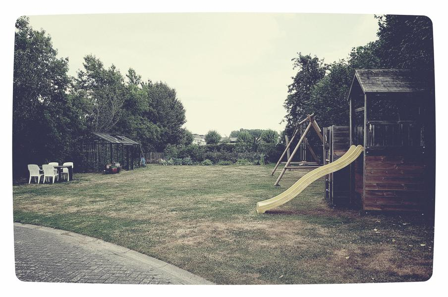 Kindvriendelijke tuin of weiland in Letterhoutem! #7