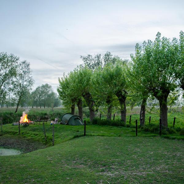 Rustige plek in de buurt van Brugge en kust #5