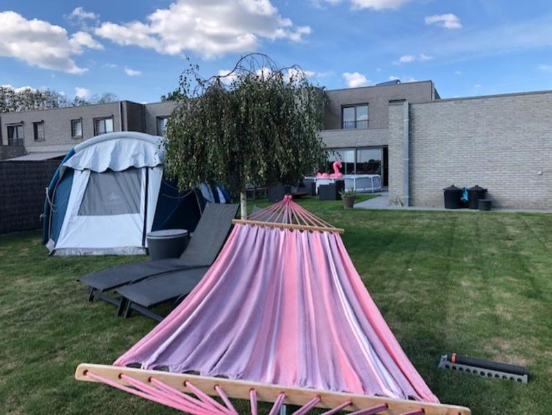 Camp im Garten der Camper #8