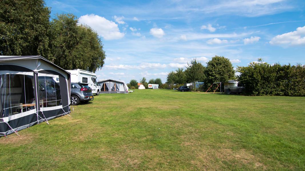 Camping auf einem Minicampingplatz auf dem Bauernhof #3