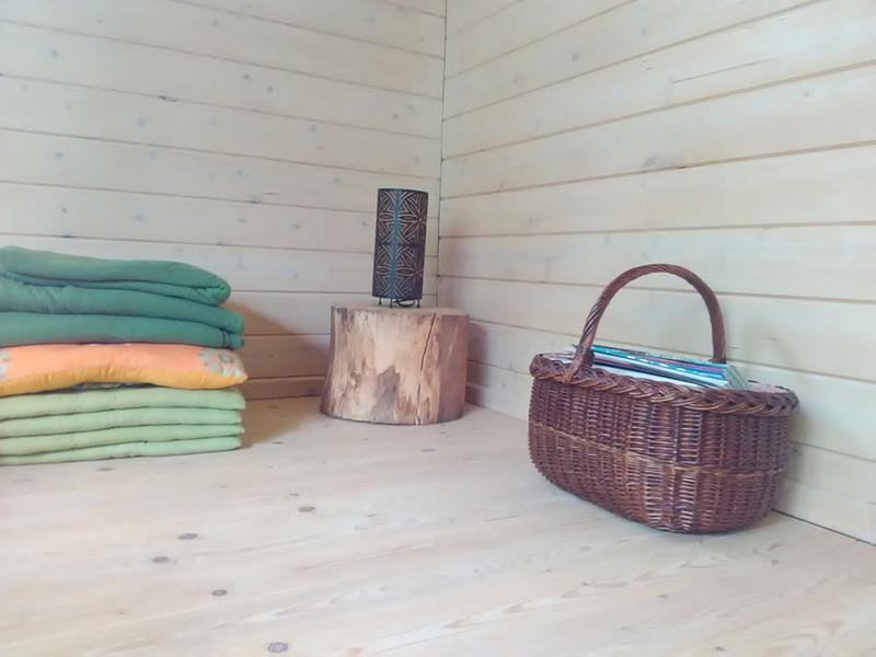 Cozy wooden house for 2 in the beautiful, green Grape region #8