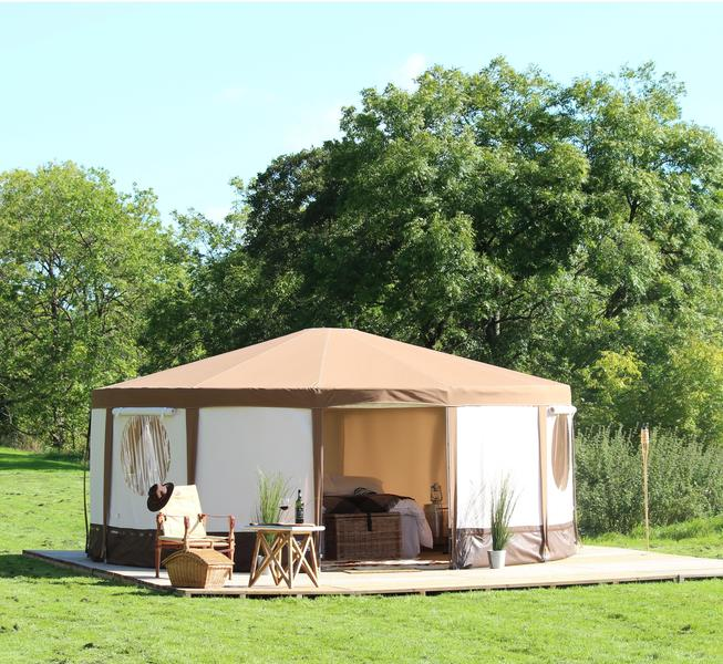 Dorset Country Holidays Glamping #1