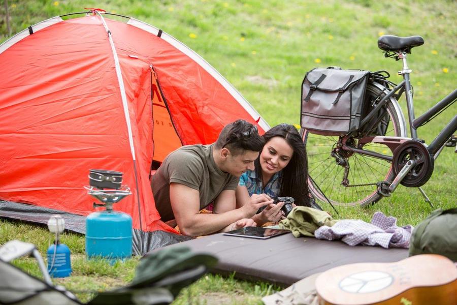 """Camping """"Suza Baranje"""" #18"""