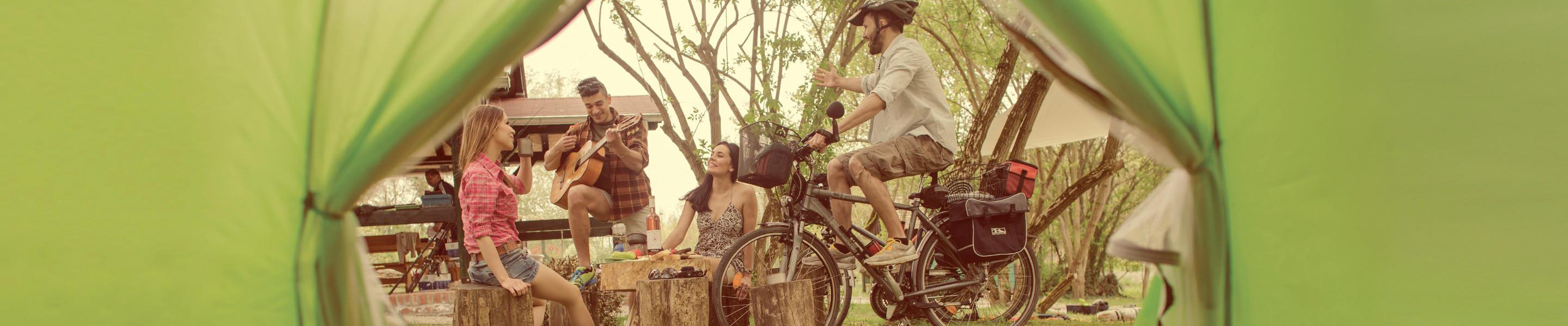 """Camping """"Suza Baranje"""" #1"""