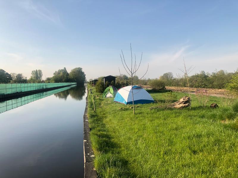 Voel je welkom op onze camping en geniet per boot van het water om ons heen! #1