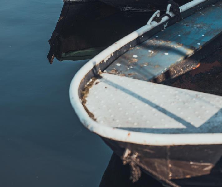 Voel je welkom op onze camping en geniet per boot van het water om ons heen! #8