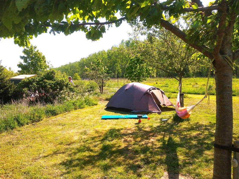 Romantic camping off grid 2 #1