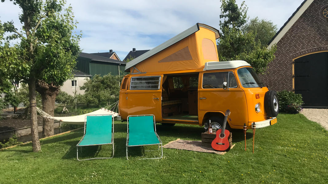 Sunny Dream- Traveling Camping #12