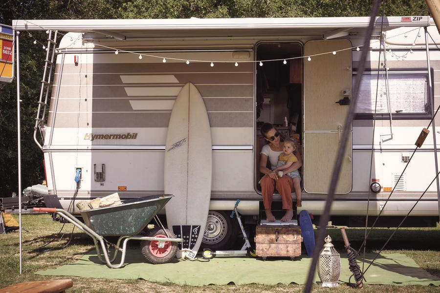 Sunny Dream- Traveling Camping #14