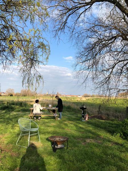 Luxusgartencamping #3