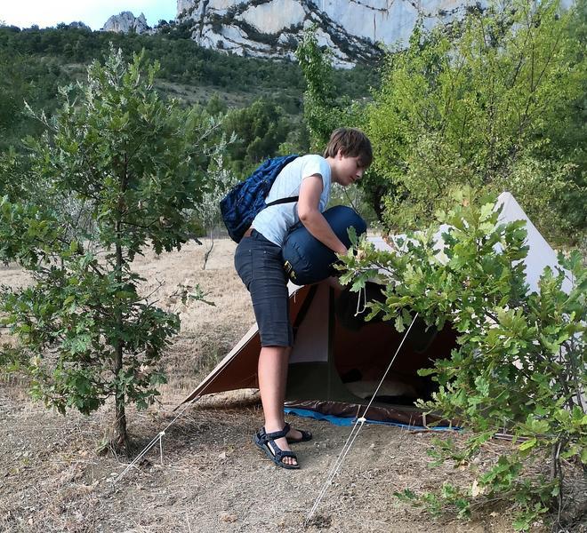 Camping Cabanon Bleu #8