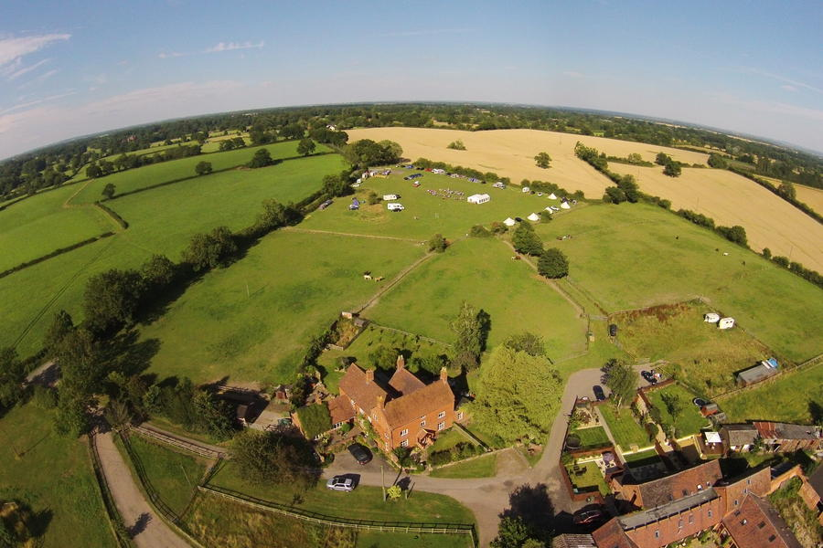 Mousley House Farm Campsite & Glamping #1