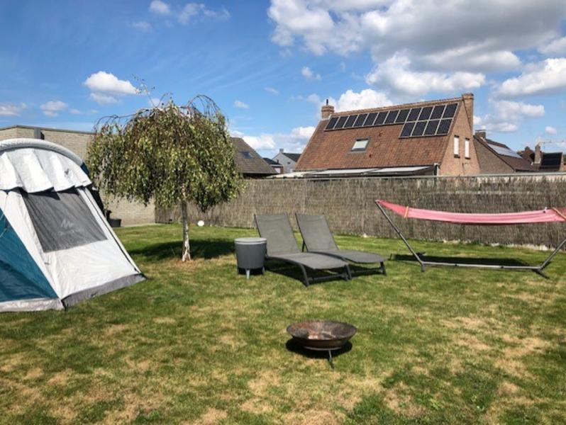 Camp im Garten der Camper #2