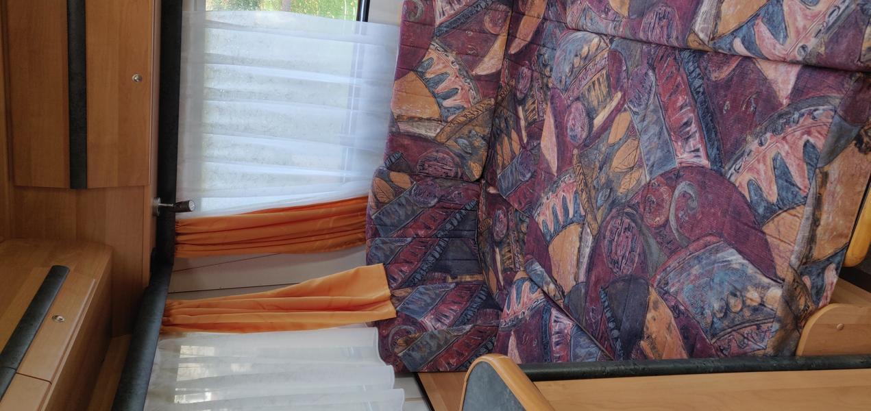 Camping in a Tabbert #9