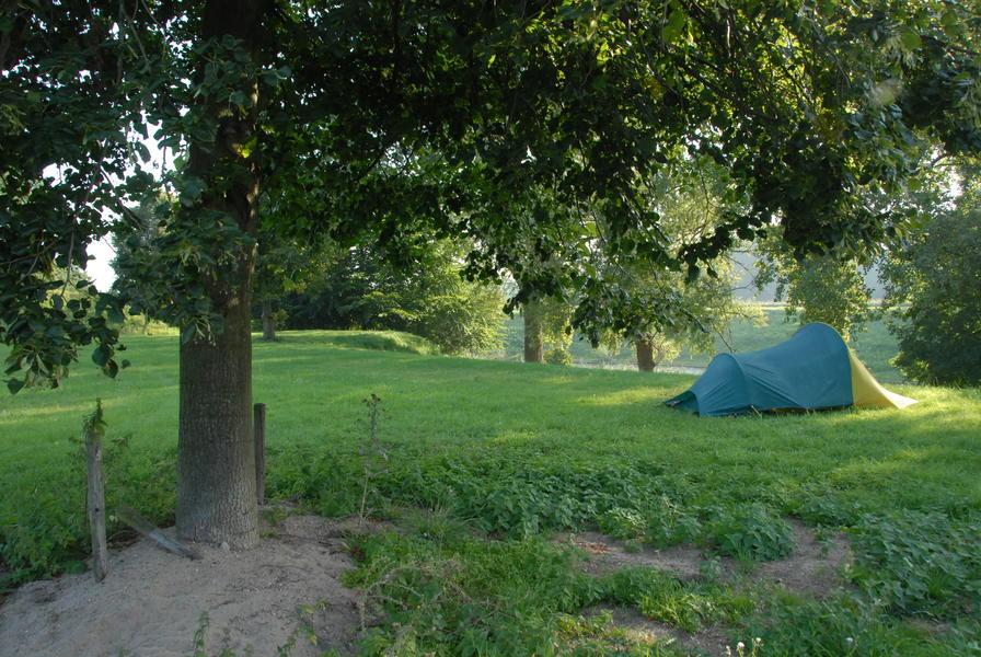 Camping at a Fort! #2