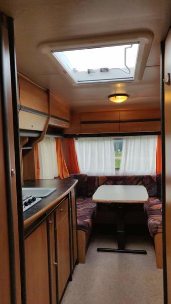 Camping in a Tabbert #3