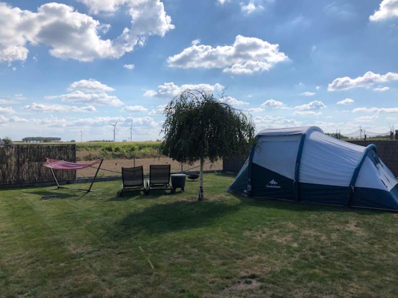 Camp im Garten der Camper #4