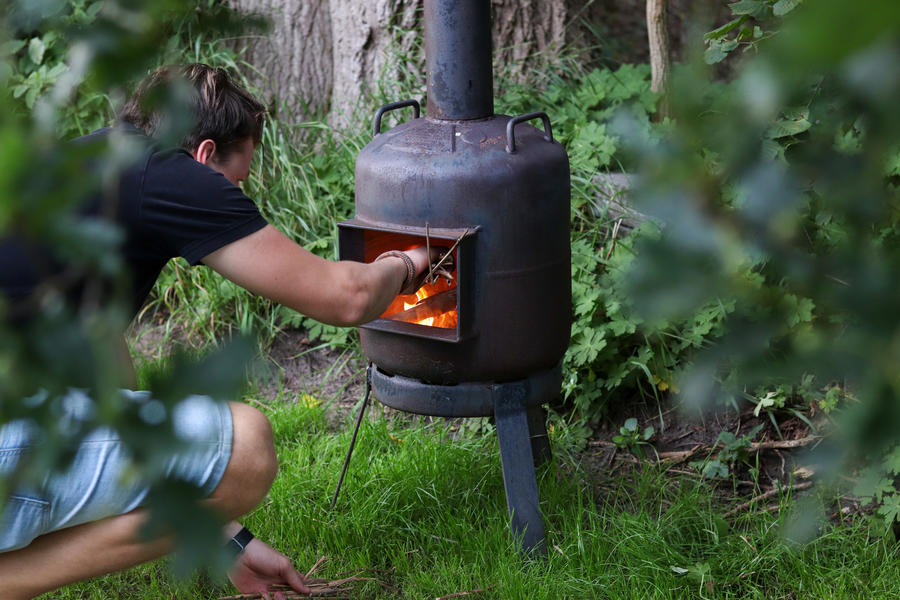 Nice and free camping on the border of Drenthe-Friesland-Groningen #7