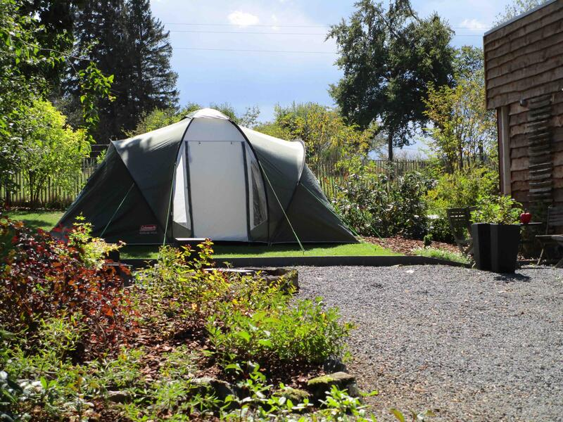 Comfortable camping in the peace and quiet of the Blue Ardennes! #1