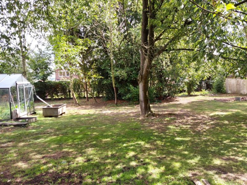 Mooi terrein vlak naast Brussel maar in het groen waar jullie honden welkom zijn #3