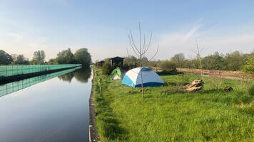 Small and unique micro campings in the Netherlands