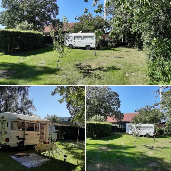 Rustikaler Campingplatz auf unserer Farm #1