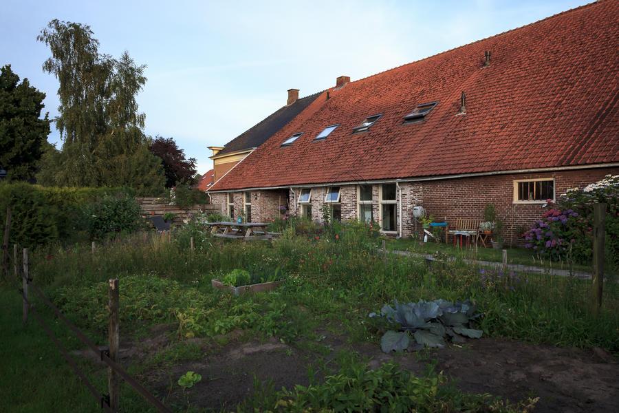 Farm micro camping near Borgerswold #1