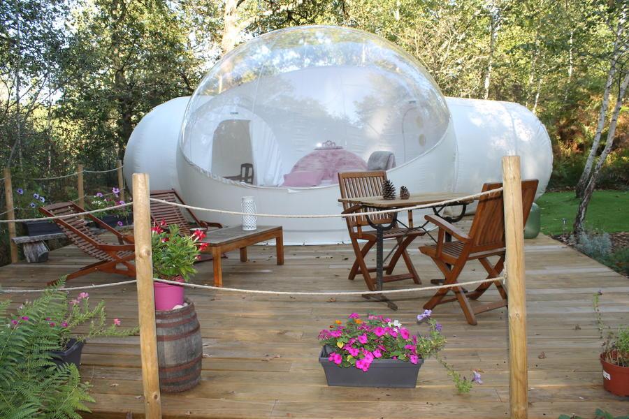 The Fleurie bubble, So Romantic! #1