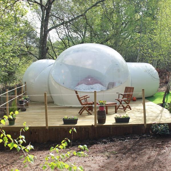 The Fleurie bubble, So Romantic! #4