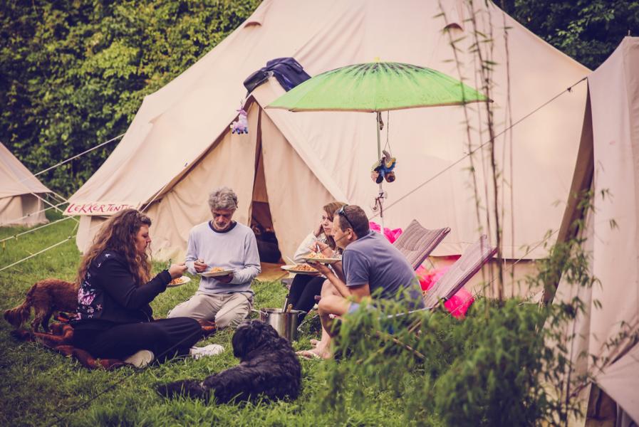 Camping at The Farm! #7