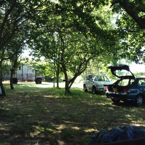 NeilP's Meadow camping #2