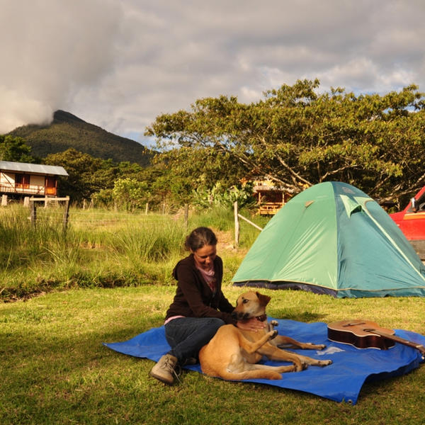 Oxapampa's Family and  Nature Camping #2