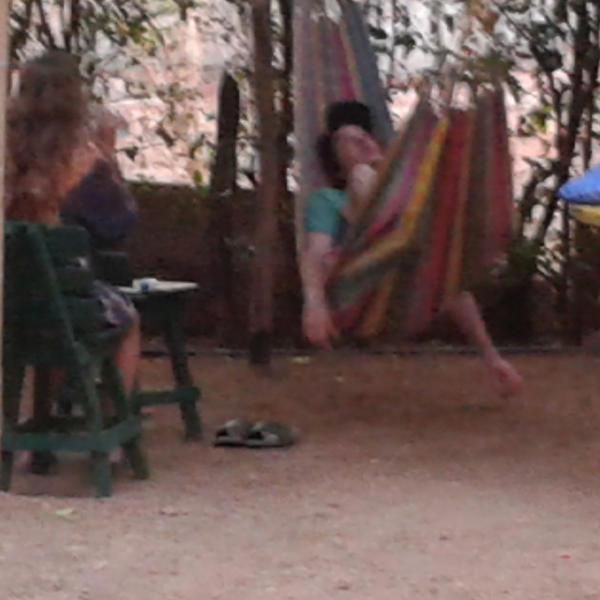 La jauna Ecoaldea, Casa Camping #3