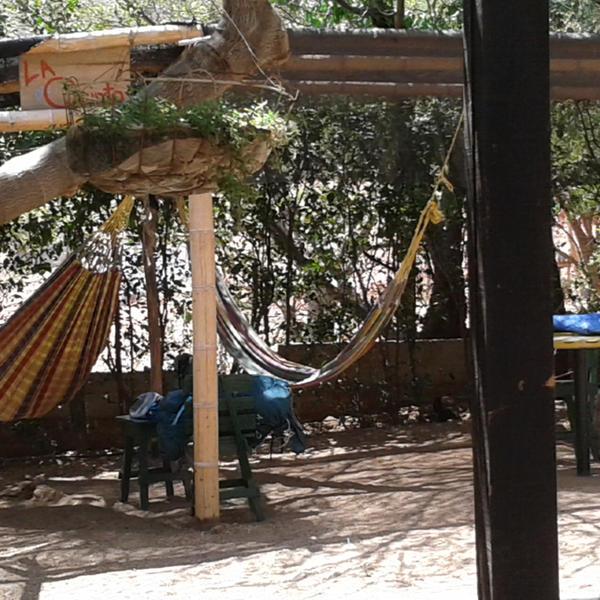La jauna Ecoaldea, Casa Camping #4