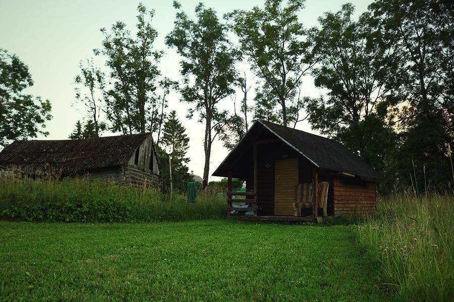 Camp near beautiful Marimetsa and Matsalu nature reserve #4
