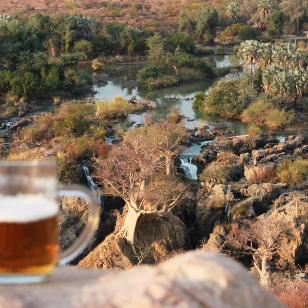 River-Facing Namibian Campsite #2