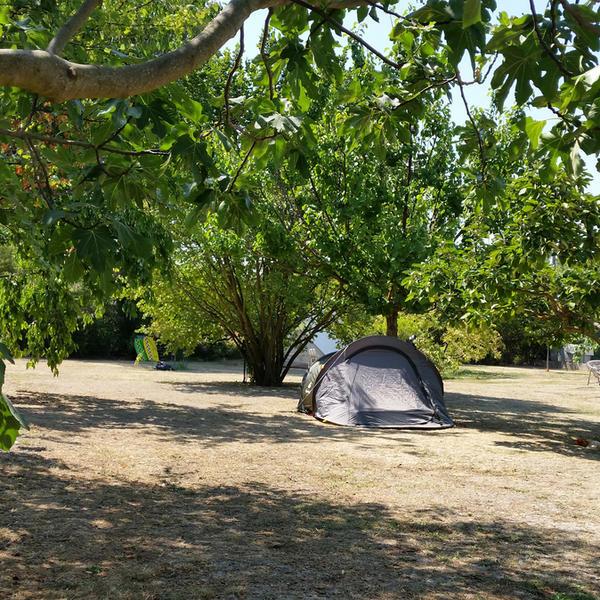 Chantal and Alain's  micro camping #3