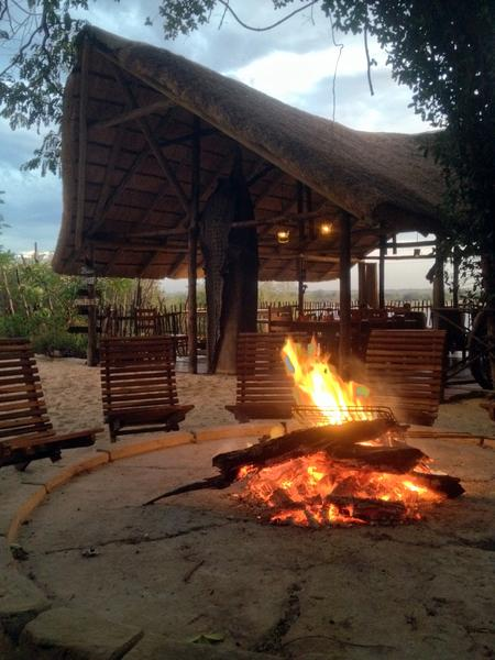 Find peace on the banks of the Zambezi River #1