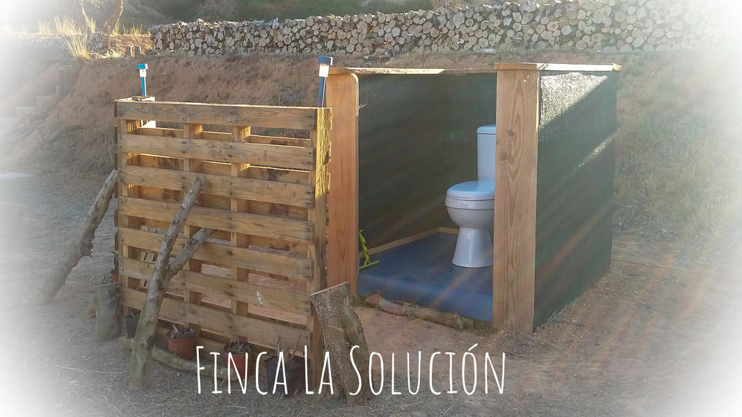 Finca La Solucion Bamping Off the Grid in Rural Spain #10