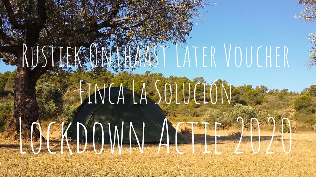 Finca La Solucion Bamping Off the Grid in Rural Spain #2