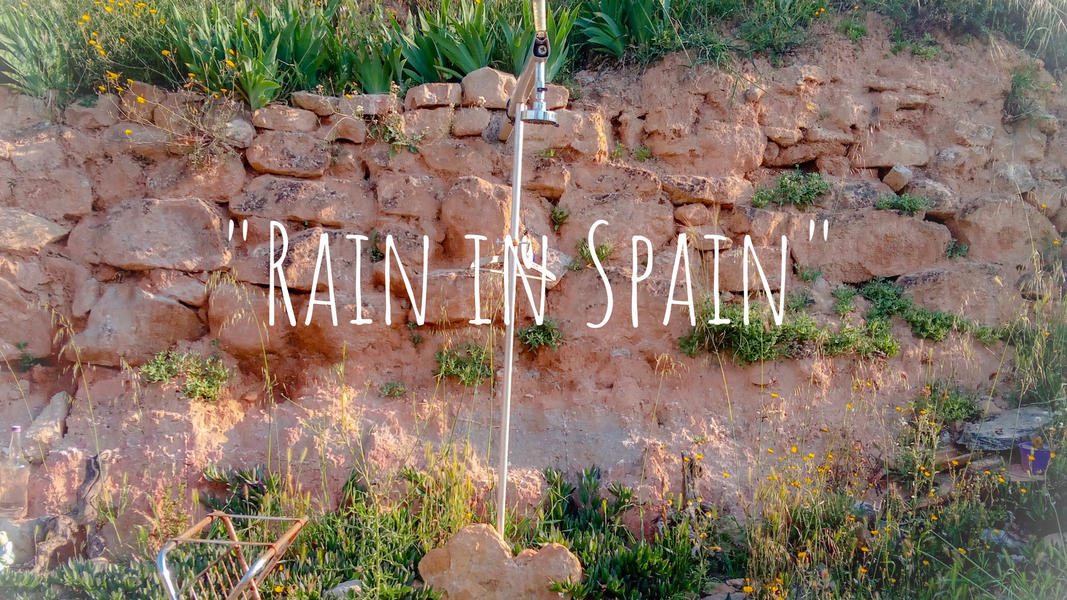 Finca La Solucion Bamping Off the Grid in Rural Spain #9