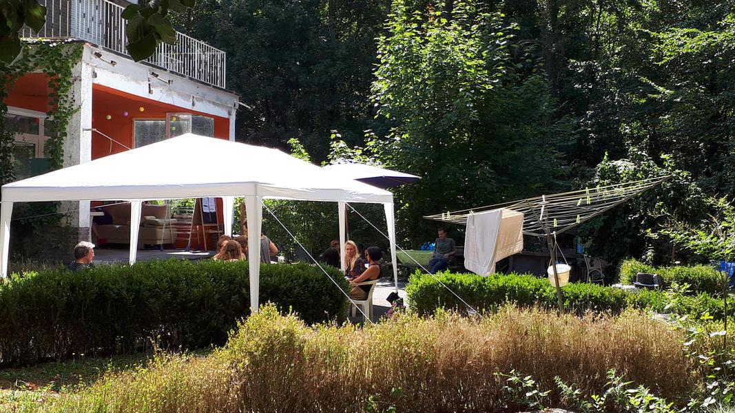 Tomorrowland Camping Garden #20