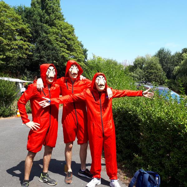 Tomorrowland Camping Garden #2