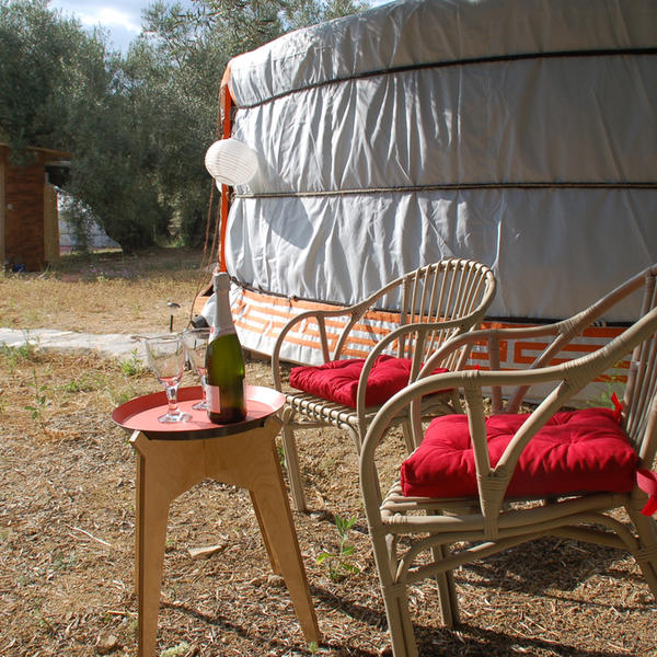 Glamping in the Golden Valley #4
