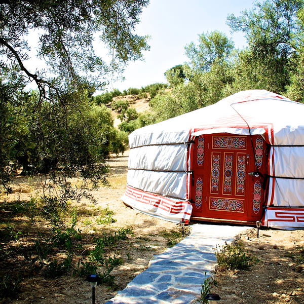 Glamping in the Golden Valley #5