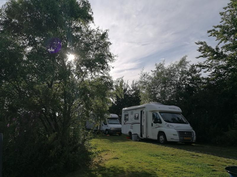 Beautiful place for a camper where u can enjoy walking and cycling in nature #1