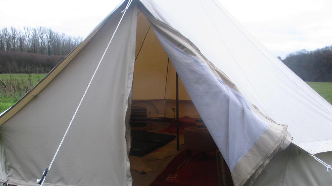 Idyllisches Camping in der Nähe von Wald und wunderschönem 'Pajottenland' #14