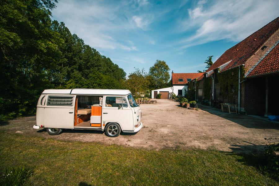 Idyllisches Camping in der Nähe von Wald und wunderschönem 'Pajottenland' #4