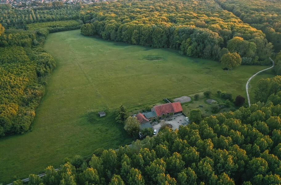 Idyllisches Camping in der Nähe von Wald und wunderschönem 'Pajottenland' #6