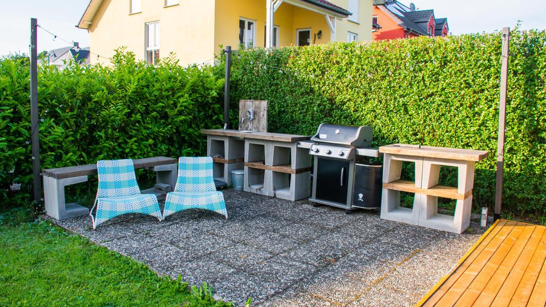 Quiet place in adventure garden in Mullerthal. #8